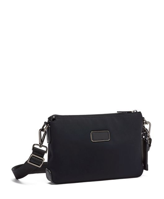 SHERMAN CROSSBODY BLACK - large | Tumi Thailand