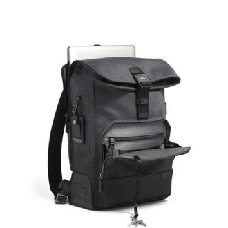 OSBORN ROLL TOP BACKPACK CHARCOAL OMBRE - medium | Tumi Thailand