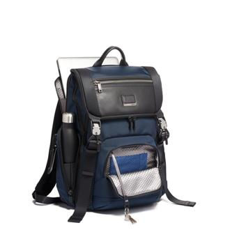 LARK BACKPACK NAVY - medium | Tumi Thailand