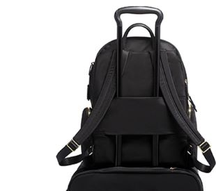CARSON BACKPACK Black - USP3 | Tumi Thailand