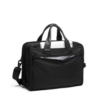 EXP ORG LAPTOP BRIEF Black - medium | Tumi Thailand