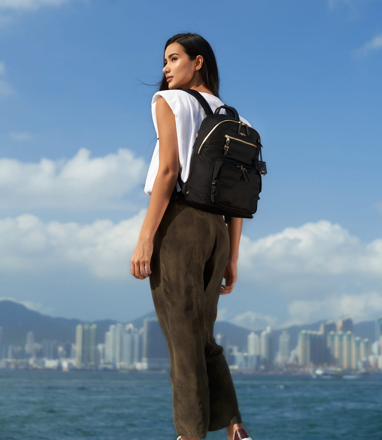 HARPER BACKPACK 1041 - lifestyle | Tumi Thailand