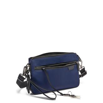 SHERMAN CROSSBODY NAVY - medium | Tumi Thailand